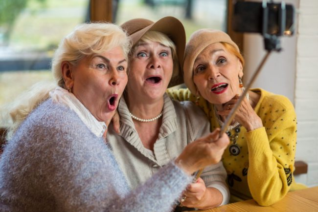 Outstanding things about women over 50