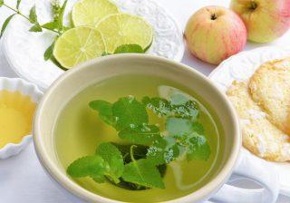 Brain boosting Green tea