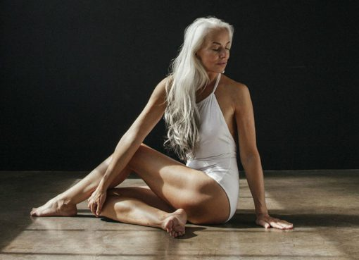 Yoga and women over 50