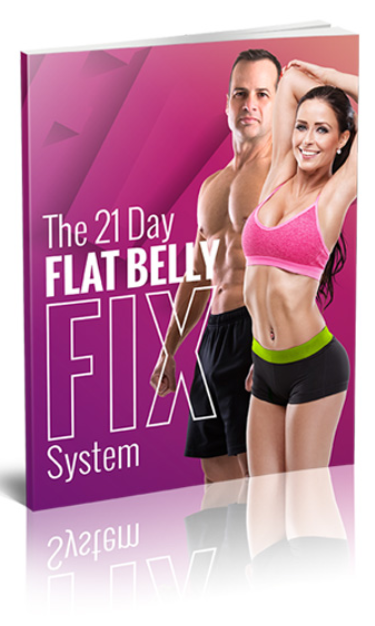 21-day Flat Belly Fix
